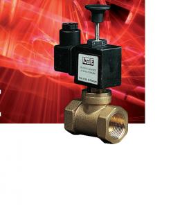 Электромагнитные клапаны BELT давление 550 мБар