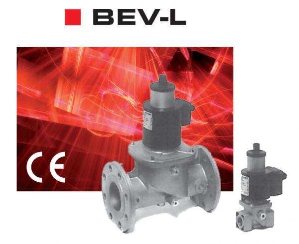 Клап BEV-L
